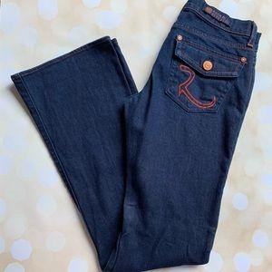 Rock & republic flare leg jeans